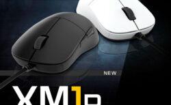 Endgame Gear、PAW3370センサーやKailh GM8.0スイッチを採用した新型ゲーミングマウス「XM1r」を4月15日に国内発売