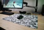 「Inked Gaming Mousepad」レビュー。好みの画像を印刷してくれるゲーミングマウスパッド