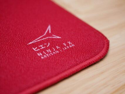 「Artisan 飛燕 Soft」レビュー。センシやプレイスタイルによって印象が大きく変わるゲーミングマウスパッド