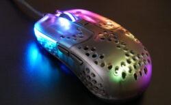 「Xtrfy MZ1」レビュー。海外レビュアーがデザインした奇抜な形状のゲーミングマウス